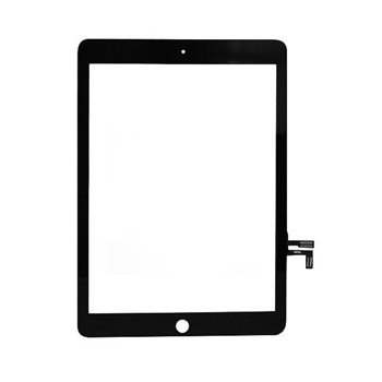 Digitizer / Touchscreen glas voor Apple iPad Air en iPad 2017 zwart