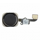 Home button knop flex Apple iPhone 6 6 Plus Zwart