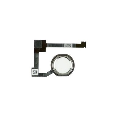 Home button incl. flex kabel voor de Apple iPad Air 2 wit
