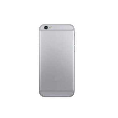 Achterkant / Backcover voor de Apple iPhone 6S Space grey OEM