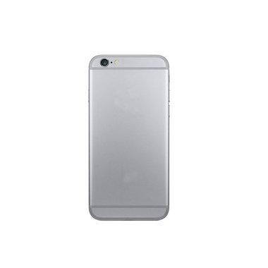 Achterkant / Backcover voor de Apple iPhone 6S Space grey OEM