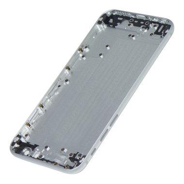 Achterkant / Backcover voor de Apple iPhone 6S zilver OEM