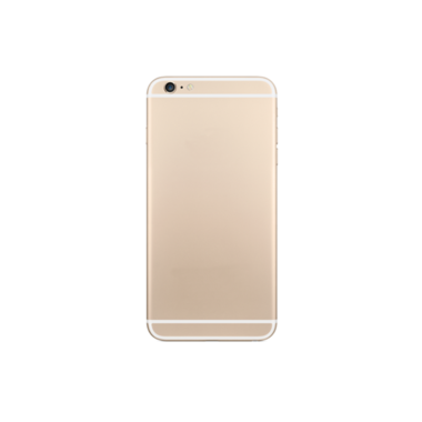 Achterkant / Backcover voor de Apple iPhone 6S Goud OEM