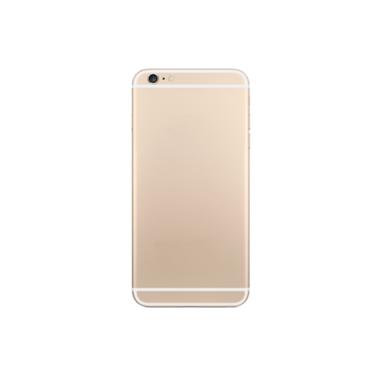 Achterkant / Backcover voor de Apple iPhone 6S Goud OEM