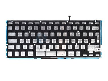 Keyboard / toetsenbord backlight verlichting voor Macbook Pro Retina 13-inch A1425 EU layout