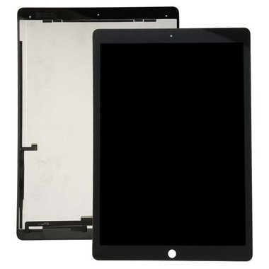 Digitizer/touchscreen met LCD voor Apple iPad Pro 12.9-inch 1gen Zwart