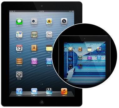 Lcd display reparatie voor Apple iPad 2
