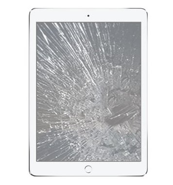 Glas / digitizer + lcd reparatie voor iPad Air 2