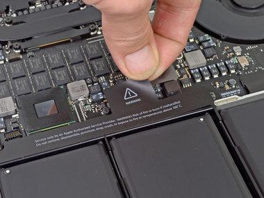Wi-Fi reparatie voor de Apple MacBook Pro Retina A1425