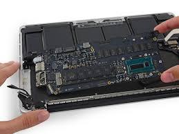 USB-poort reparatie voor de Apple MacBook Pro Retina A1502