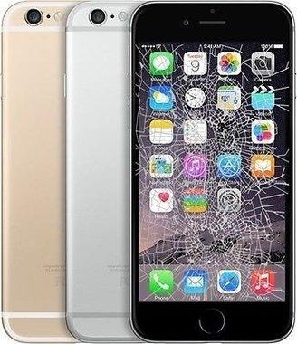 iPhone 6s Plus Scherm Reparatie Zwart - Origineel Scherm