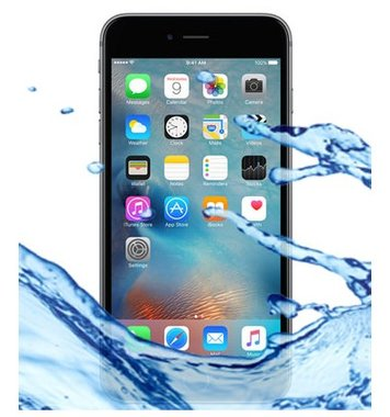iPhone 6s Plus - Vochtschade reparatie