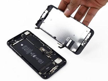 iPhone 7 Scherm Reparatie Zwart - Origineel Scherm