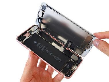 iPhone 7 Plus Scherm Reparatie Wit - origineel scherm