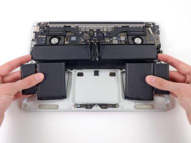 Accu vervanging voor de Apple MacBook Pro Retina A1425