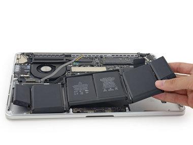 Accu vervanging voor de Apple MacBook Pro Retina A1502