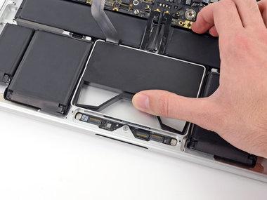 Trackpad reparatie voor de Apple MacBook Pro Retina A1425