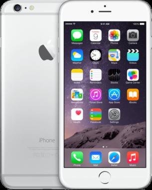 iPhone 6s Plus Scherm Reparatie Wit - Origineel Scherm