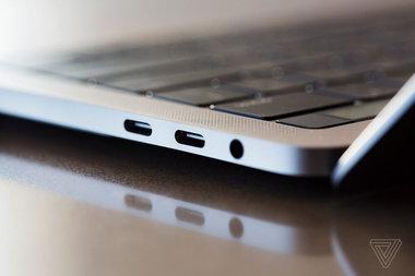USB-C USB C poort reparatie voor de Apple MacBook Pro 13-inch A1708