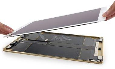 Touchscreen + LCD Zwart vervanging voor de iPad Pro 12,9-inch
