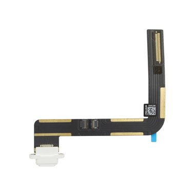 Dock connector laadpunt voor Apple iPad Air wit