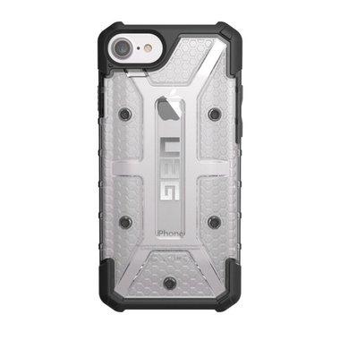 UAG Plasma Apple iPhone 6/6S Case transparant met witte rand