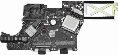 Logic Board 820-3126-A Apple iMac 21.5-inch A1311 i5 CPU jaar 2011