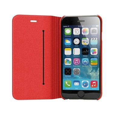Bookcase Rood voor de Apple iPhone 6/6S plus