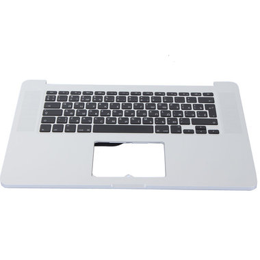 Topcase incl. keyboard MacBook Pro Retina 15-inch A1398 jaar 2012 t/m early 2013 Refurbished