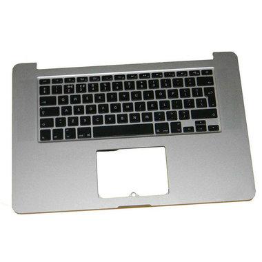 Topcase incl. keyboard voor MacBook Pro Retina 15-inch A1398 jaar 2015 EU layout