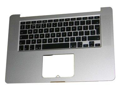 Topcase incl. keyboard voor MacBook Pro Retina 15-inch A1398 jaar Late 2013 en 2014