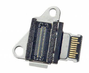 USB-C connector DC board voor Apple MacBook 12-inch A1534 model 2015
