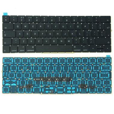 Keyboard / toetsenbord voor Apple MacBook Pro Retina 13 en 15-inch A1706 en  A1707 EU