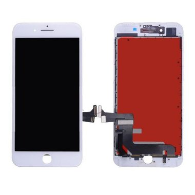 Origineel Apple iPhone 8 Plus LCD Scherm Wit