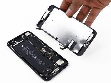 iPhone 8 Plus Scherm Reparatie Zwart - origineel scherm