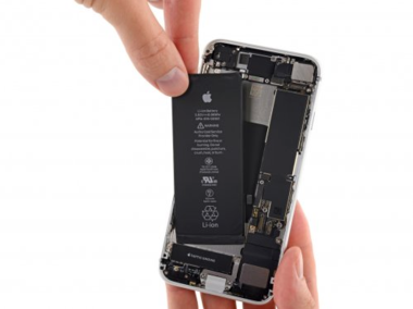 iPhone 8 Accu reparatie