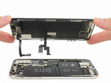 Apple iPhone X Scherm Reparatie - Refurbished & Origineel