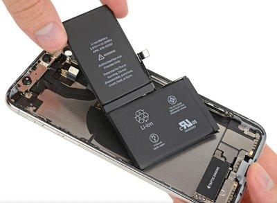 iPhone X Accu reparatie