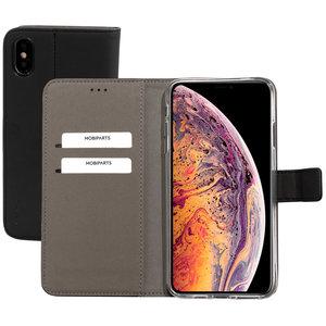 Mobiparts Premium Wallet TPU Case Apple iPhone XS Max Black