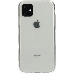 Mobiparts Classic TPU Case Apple iPhone 11 Transparent
