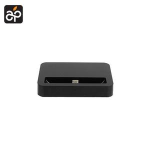 Docking station voor de Apple iPhone 5, 5c, 5S & iPod Touch 5 zwart