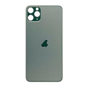 Achterkant back cover glas met logo voor Apple iPhone 11 Pro Midnight Green