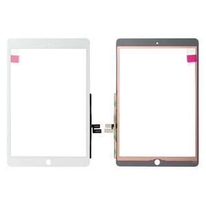 Digitizer / Touchscreen glas voor Apple iPad 10.2-inch 2019 wit origineel