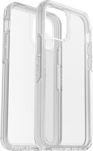 Otterbox Symmetry Series case Apple iPhone 12 en iPhone 12 Pro Transparant