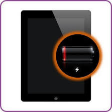 Accu / batterij reparatie voor iPad 3