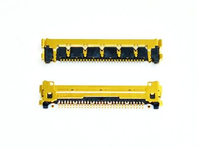 Lvds lcd IPEX connector voor iMac 21.5 en 27-inch A1311 A1312 A1418