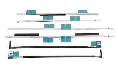 Adhesive / plakstrips tape voor Apple iMac 21.5-inch A1418