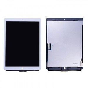 Digitizer / touchscreen met LCD voor Apple iPad Pro 12.9-inch 1gen Wit