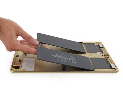 Accu vervanging voor de iPad Pro 12,9-inch
