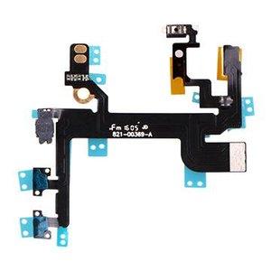 Aan / uit switch audio flex kabel voor de Apple iPhone SE OEM